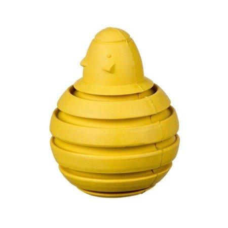 Barry King bombka żółta S, 6.35 cm