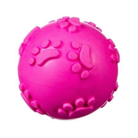 Barry King mała piłka XS dla szczeniąt różowa, 9.5 cm
