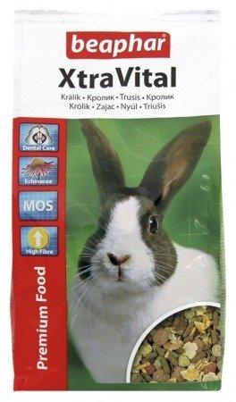 Beaphar XtraVital Rabbit 1kg - karma Premium dla królików