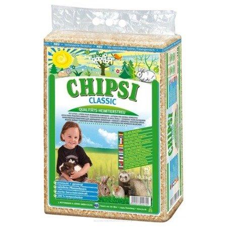Chipsi Classic 60 l Naturalne Odpylone Trociny