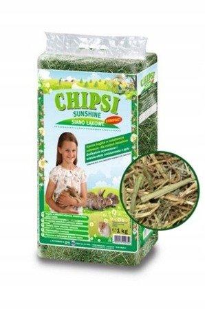 Chipsi Sunshine Compact Sianko łąkowe 1 kg