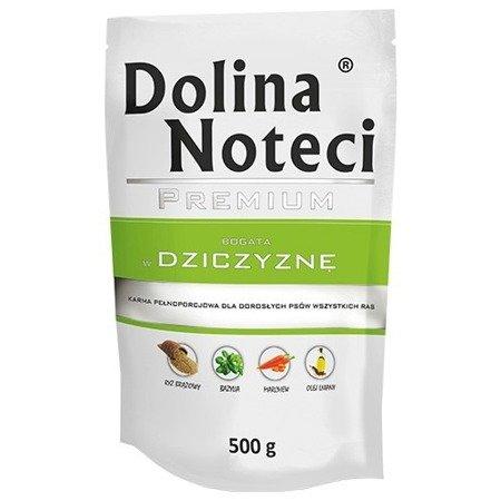 DOLINA NOTECI PREMIUM BOGATA W DZICZYZNĘ 500 g