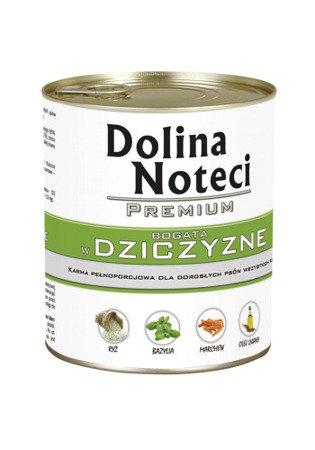 DOLINA NOTECI PREMIUM BOGATA W DZICZYZNĘ 800 g