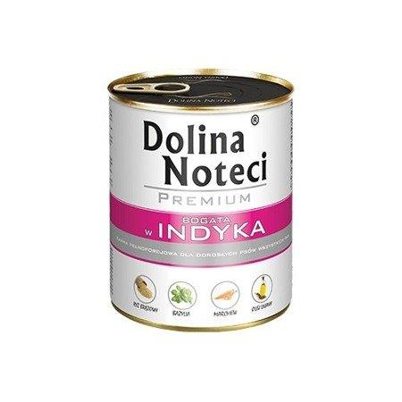 DOLINA NOTECI PREMIUM BOGATA W INDYKA 800 g