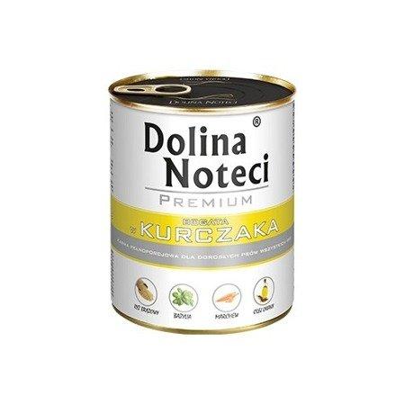 DOLINA NOTECI PREMIUM BOGATA W KURCZAKA 800 g