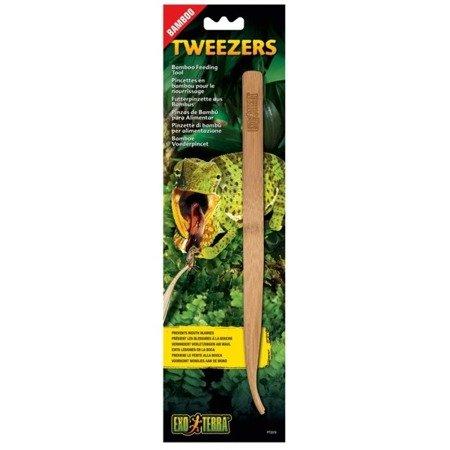 Exo Terra Tweezers - Pinceta bambusowa