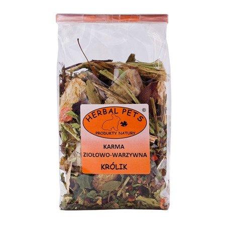 HERBAL Pets Karma ziołowo warzywna dla królika 150 g