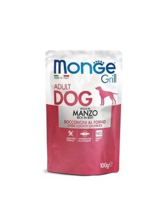 Monge grill wołowina 100g