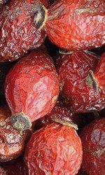 NATURAL-VIT Przekąska Owoce Dzikiej Róży 100 g