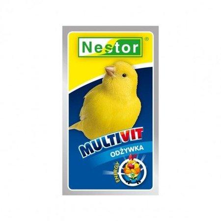 Nestor Multivit odżywka dla kanarków 20 g