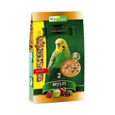 Nestor Pokarm Premium dla małych papug 1400 ml (940 g)