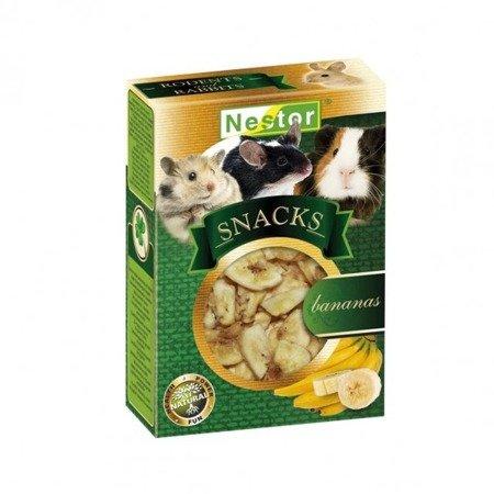 Nestor Snack Banany 45g