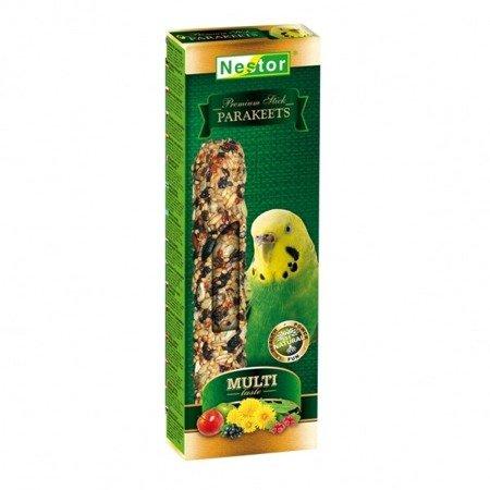 Nestor Wielosmakowa kolba PREMIUM z pieca chlebowego dla małych papug