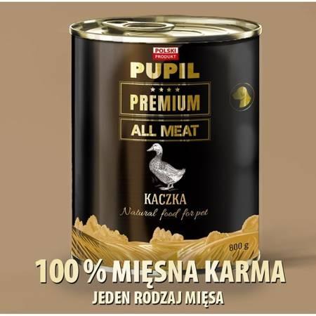 PUPIL Premium All Meat Gold kaczka 800g