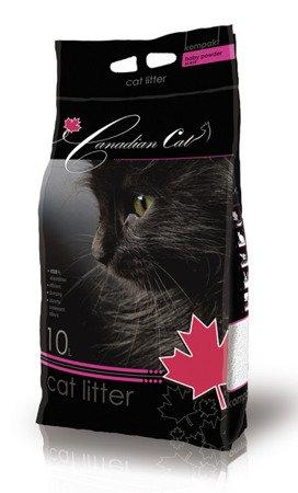 Super Benek CANADIAN CAT BABY POWDER 10 l