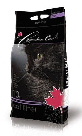 Super Benek CANADIAN CAT LAWENDA 10 l