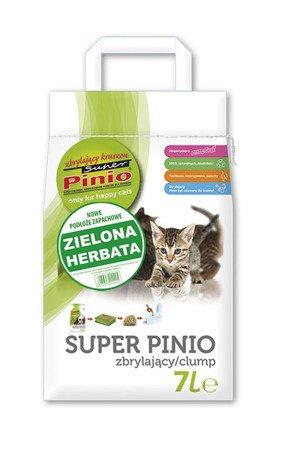 Super Pinio KRUSZON ZIELONA HERBATA Zbylający 7 l