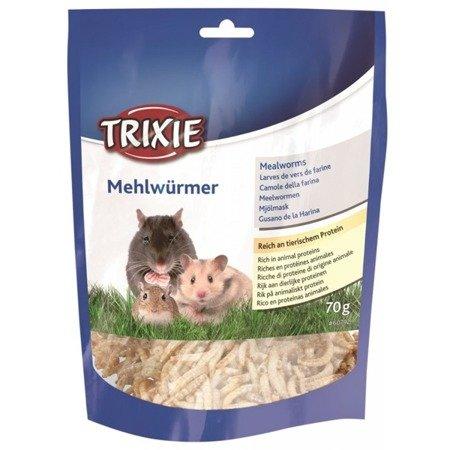 Trixie Larwy mącznika suszone 70 g