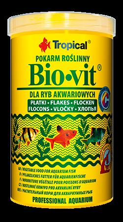 Tropical BIO VIT 500 ml / 100 g