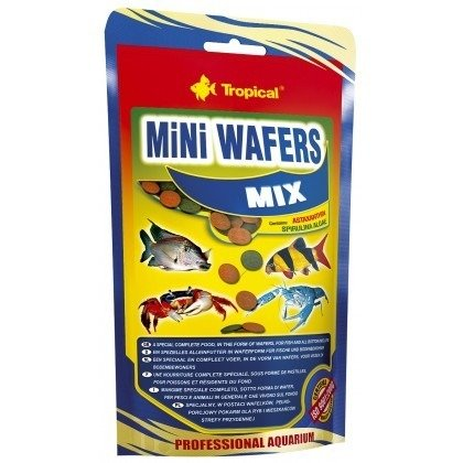 Tropical MINI WAFERS MIX 90 g