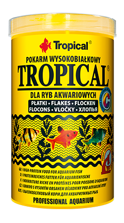 Tropical TROPICAL 500 ml / 100 g