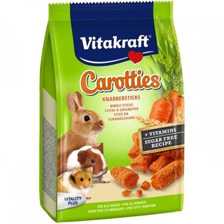 VITAKRAFT CAROTTIES 50g przysmak dla gryzoni i królików