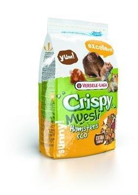 Versele Laga Crispy Muesli - Hamster&Co 400 g - mieszanka dla chomików