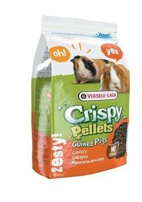 Versele Laga Crispy Pellets - Guinea Pigs 2kg - granulat dla świnek morskich