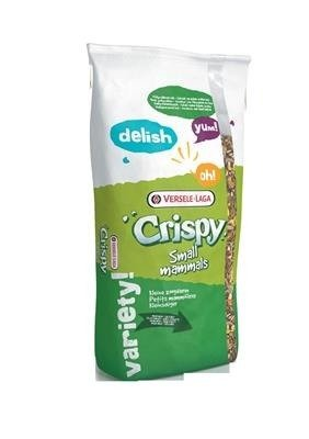 Versele Laga Crispy Pellets - Herbivores maintenance 25kg - granulat