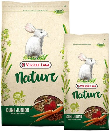 Versele Laga Cuni Junior Nature 700 g
