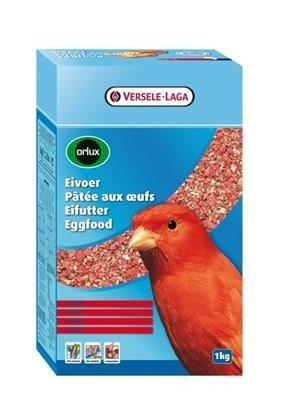 Versele Laga Orlux Eggfood Canaries red 1kg - pokarm jajeczny suchy dla czerwonych kanarków