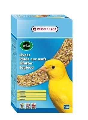 Versele Laga Orlux Eggfood Canaries yellow 1kg - pokarm jajeczny suchy dla żółtych kanarków